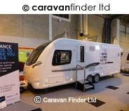Bessacarr By Design 645 2015 caravan