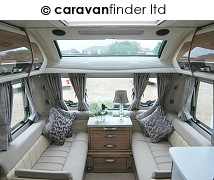 Used Bessacarr By Design 645 2016 touring caravan Image