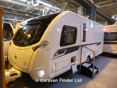 Used Bessacarr By Design 580 2017 touring caravan Image