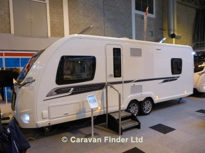 Used Bessacarr By Design 650 2017 touring caravan Image