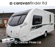 Bessacarr By Design 495 2018 caravan