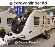 Bessacarr By Design 565  2019 caravan