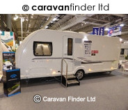 Bessacarr By Design 580 2020 caravan