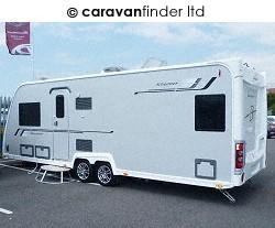 Used Buccaneer Schooner 2012 touring caravan Image