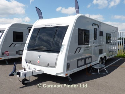 New 2014 Buccaneer Clipper touring caravan Main Image