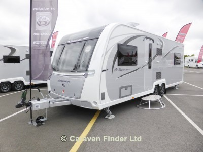 Used Buccaneer Commodore 2017 touring caravan Image