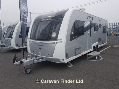 New Buccaneer Aruba 2019 touring caravan Image