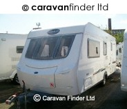 Caravelair Eden 522 2006 caravan