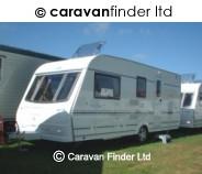 Coachman VIP 520 2005 caravan