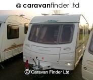 Coachman Laser 590 2006 caravan