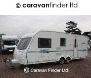 Coachman Laser 590 2007 caravan