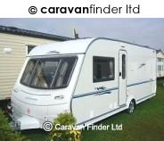 Coachman VIP 530 2007 caravan