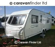 Coachman Laser 645 2008 caravan