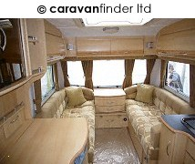 Used Coachman Pastiche 470 2008 touring caravan Image