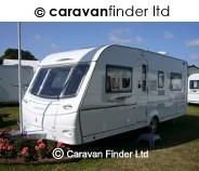 Coachman Pastiche 535 2008 caravan