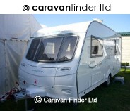 Coachman VIP 460/2 2008 caravan