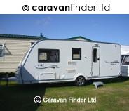 Coachman VIP 520 2008 caravan