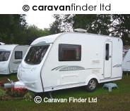 Coachman Amara 380 2009 caravan