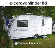 Coachman Amara 450 2009 caravan