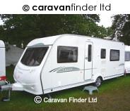 Coachman Amara 535 2009 caravan
