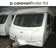 Coachman Festival 550 2009 caravan
