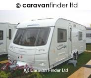 Coachman Laser 645 2009 caravan