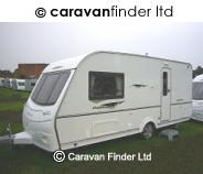 Coachman Pastiche 470 2009 caravan