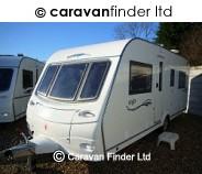 Coachman VIP 535 2009 caravan