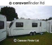 Coachman Highlander 640 2010 caravan