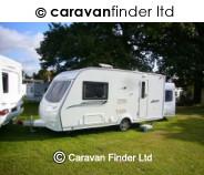 Coachman Pastiche 460 2010 caravan
