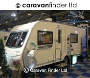 Coachman Pastiche Platinum 560 2010 caravan
