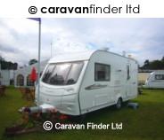 Coachman VIP 460 2010 caravan
