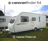 Coachman VIP 520 2010 caravan
