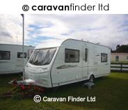 Coachman VIP 535 2010 caravan