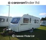 Coachman VIP 545/4 2010 caravan
