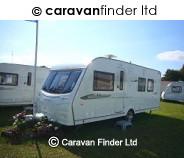 Coachman VIP 545 2010 caravan