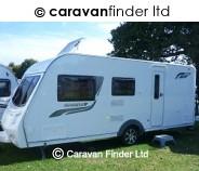 Coachman Olympia 520 2011 caravan