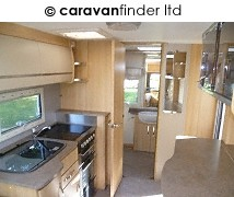 Used Coachman Pastiche 460 2011 touring caravan Image
