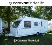 Coachman Pastiche 520 2011 caravan