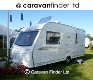 Coachman VIP 460 2011 caravan