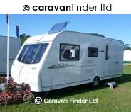Coachman VIP 520 2011 caravan