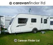 Coachman Amara 550 2012 caravan