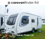 Coachman Pastiche 520 2012 caravan