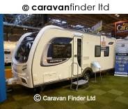 Coachman Pastiche 545 2012 caravan