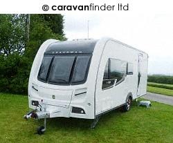 Used Coachman VIP 520 2012 touring caravan Image