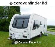 Coachman VIP 520/4 2012 caravan