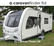 Coachman VIP 560 2012 caravan