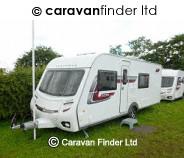 Coachman Amara 560 2013 caravan