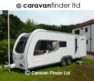 Coachman Laser 620 2013 caravan