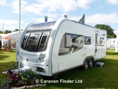 Used Coachman Laser 655 2013 touring caravan Image